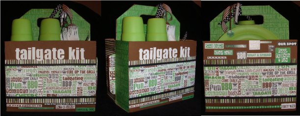 tailgate kit