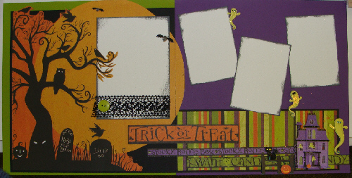 trick or treat layout