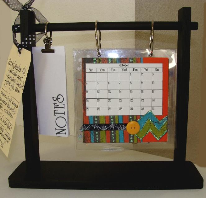 2009 calendar kits