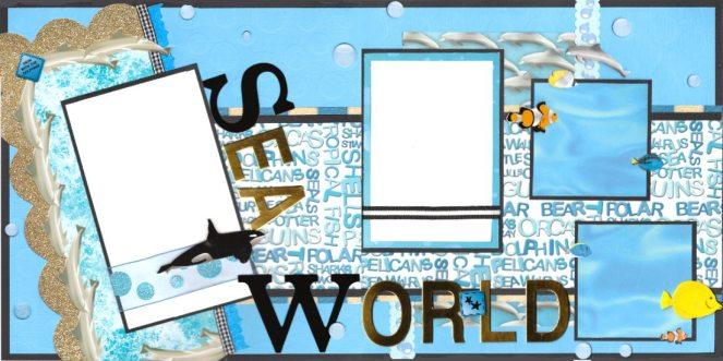 sea world layout