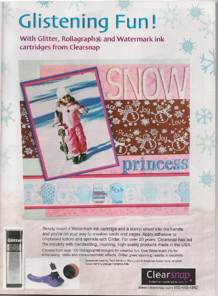 snow fun page
