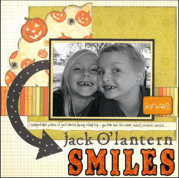 jackolantern smiles