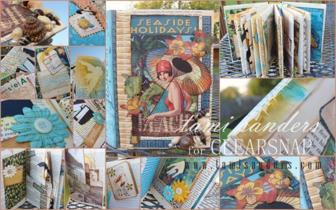 beach altered book - by the sea promo - watermarked (1024x640)