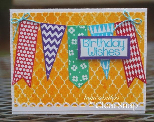 birthday wishes card - colorbox_clearsnap_archival dye ink_dye ink_dye ink card_stamped card_stamped birthday card_tami sanders  - wm