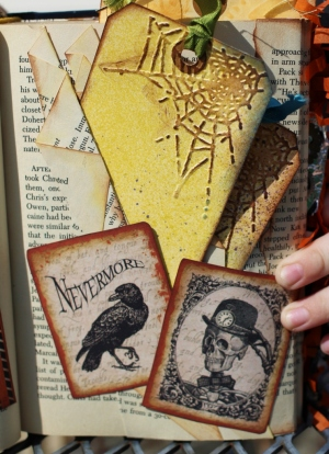 steampunk altered book - page 3 (742x1024)