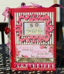 2014 valentine altered book - frt cover wm