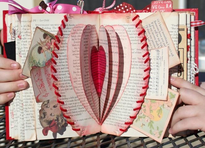 2014 valentine book - centerfold - page  8 & 9