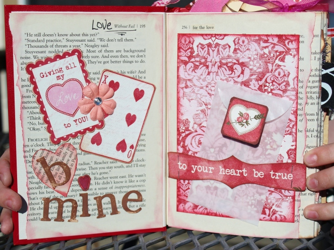 2014 valentine book - inside front cover - page 1