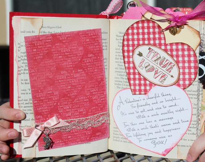 2014 valentine book - page 2 and 3