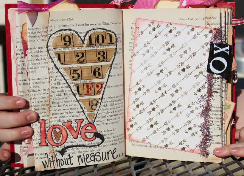 2014 valentine book - page 4 & 5