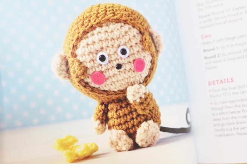 Hello Kitty Crochet By Mei Li Lee Tami Sanders Paper Crafter