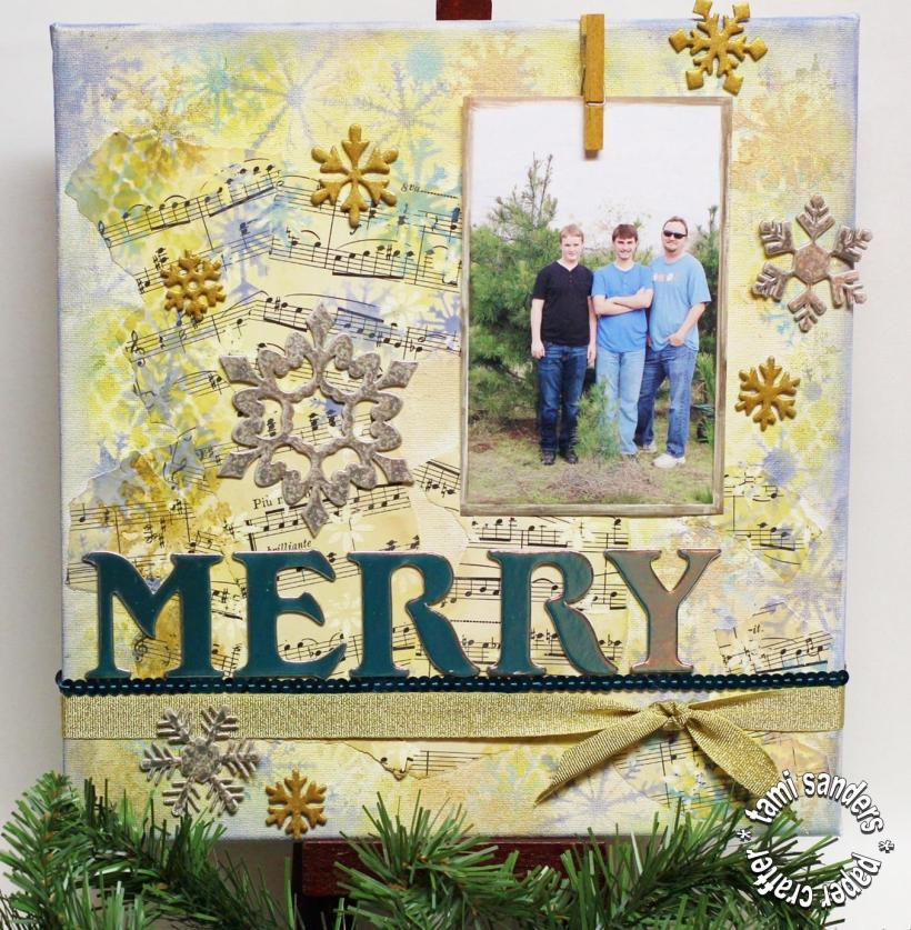 merry canvas wm - tcw,the crafter's workshop,izink,mix'd media inx,tami sanders