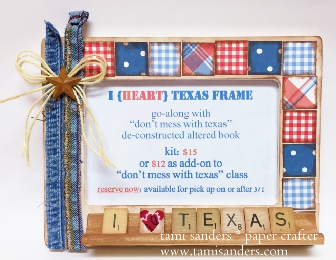 texas frame - wm