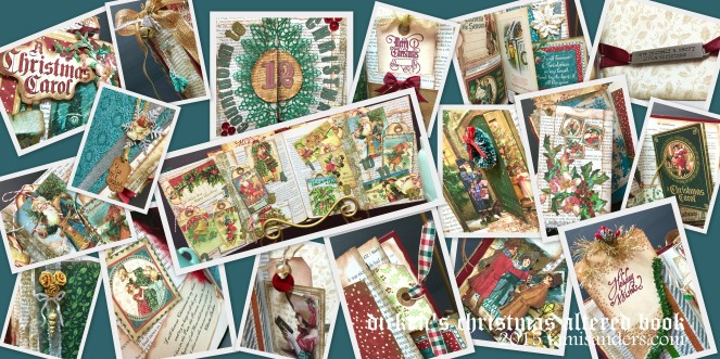 dickens christmas - collage 2